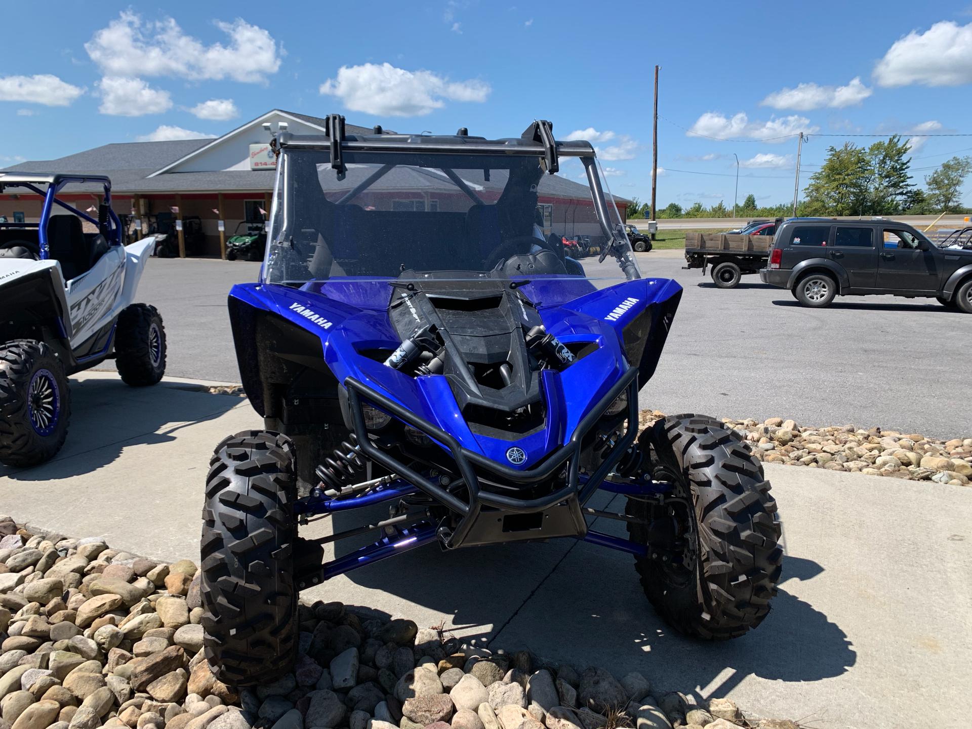 2019 Yamaha YXZ1000R SS SE in Ebensburg, Pennsylvania