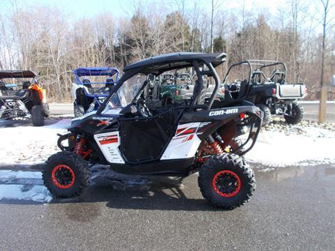 2014 Can-Am Maverick™ Max X® rs DPS™ 1000R in Ebensburg, Pennsylvania