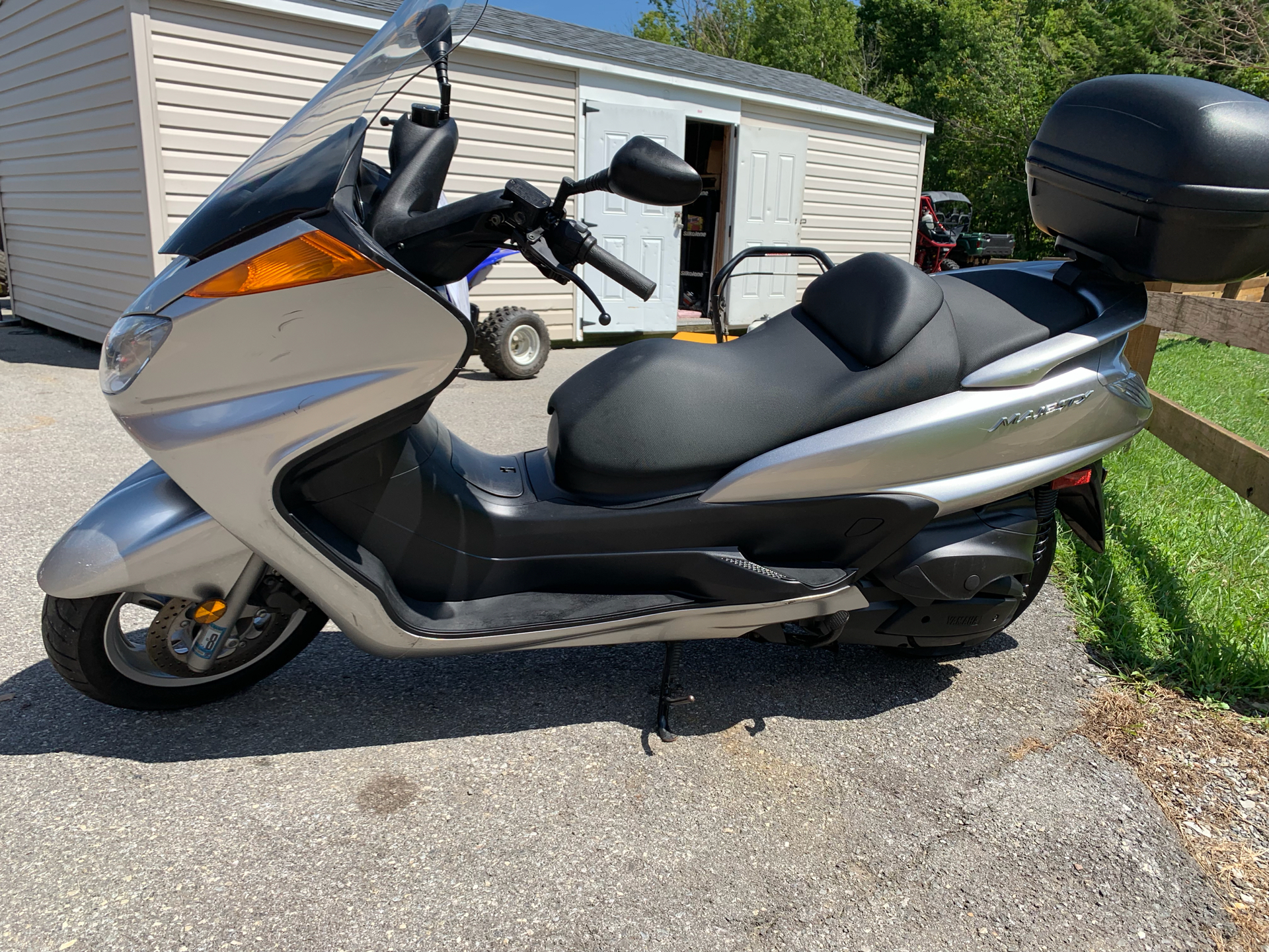 2007 Yamaha Majesty in Ebensburg, Pennsylvania - Photo 3
