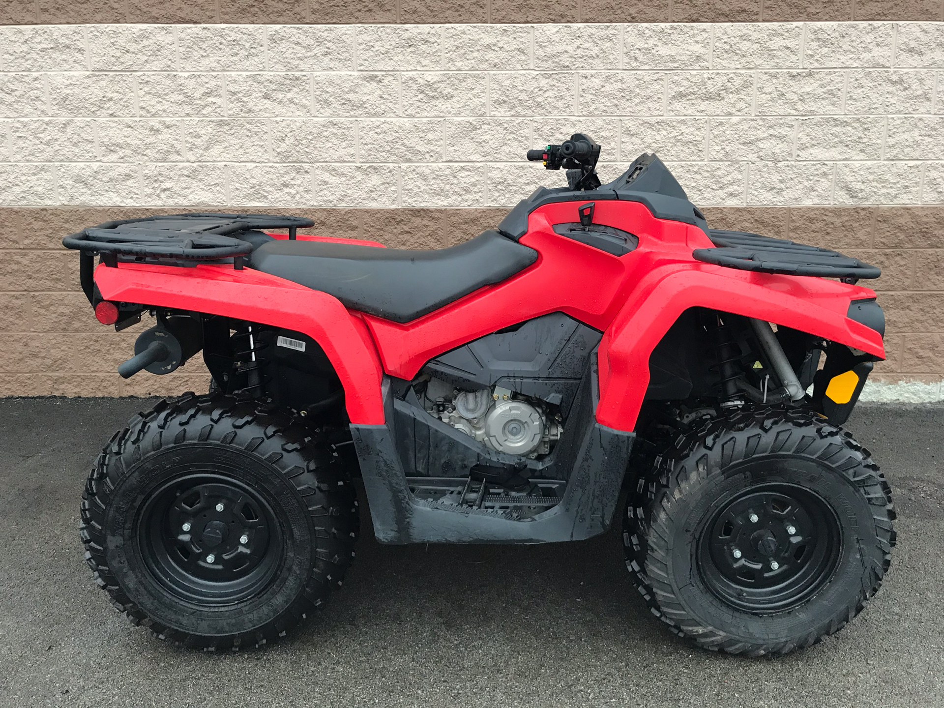 2018 Can-Am Outlander 450 in Ebensburg, Pennsylvania