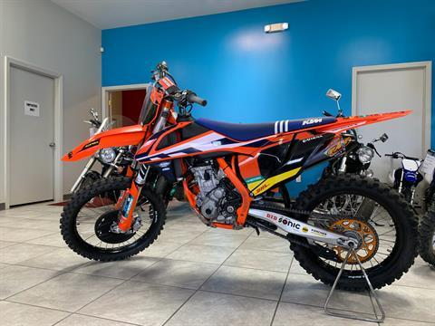 2017 KTM 250 SX-F Factory Edition in Ebensburg, Pennsylvania