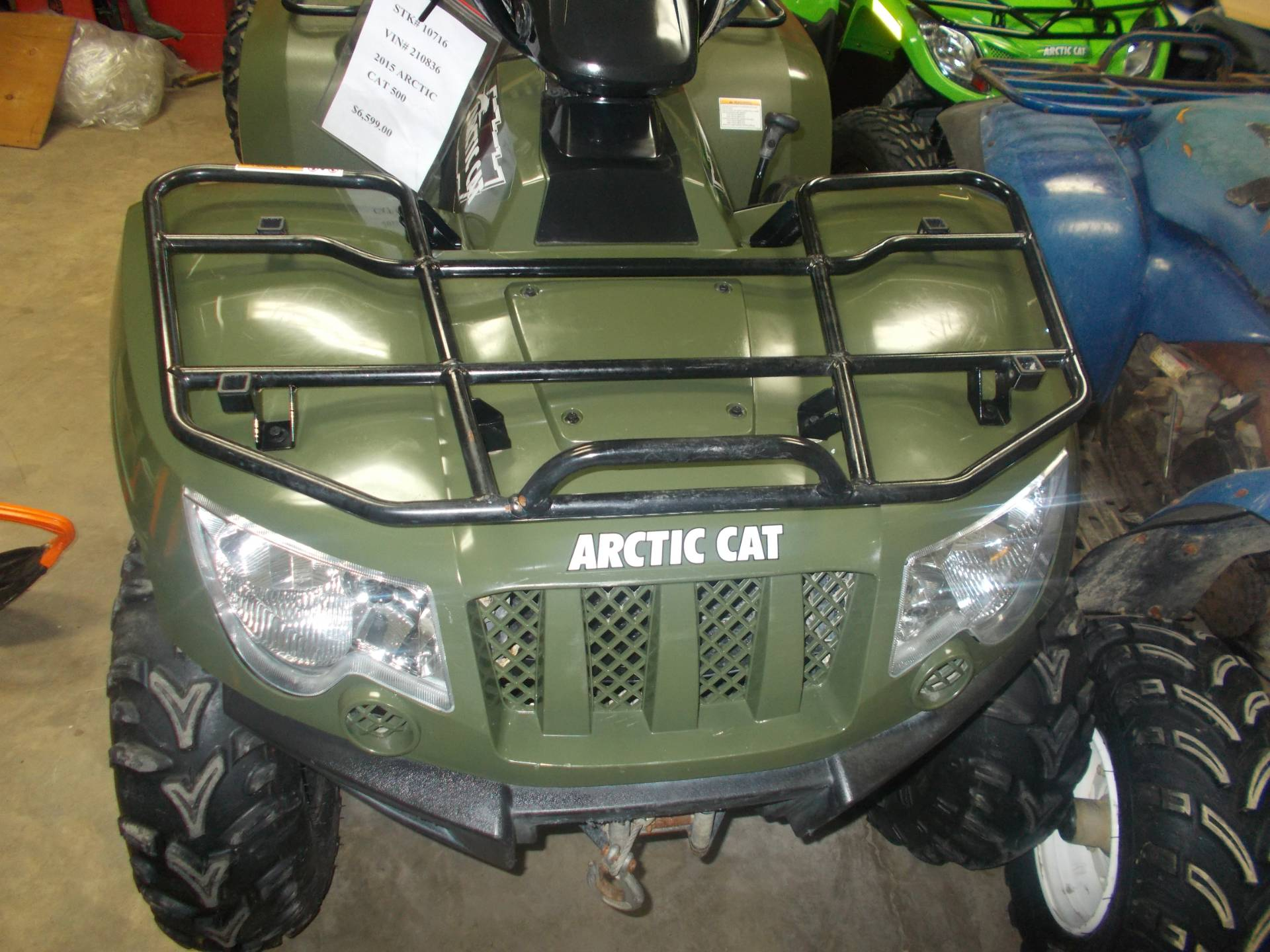 2015 Arctic Cat 500 in Ebensburg, Pennsylvania