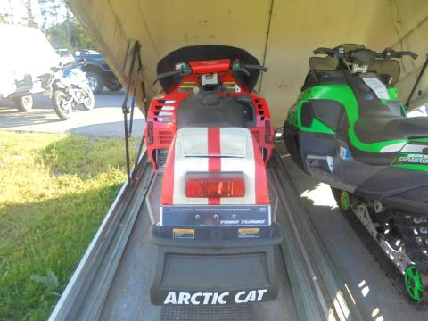 2005 Arctic Cat T660 Turbo ST in Ebensburg, Pennsylvania
