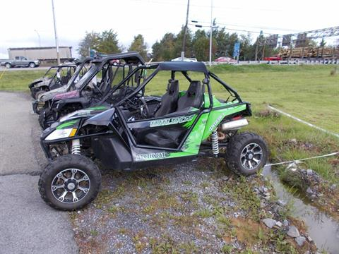 2014 Arctic Cat Wildcat™ X in Ebensburg, Pennsylvania