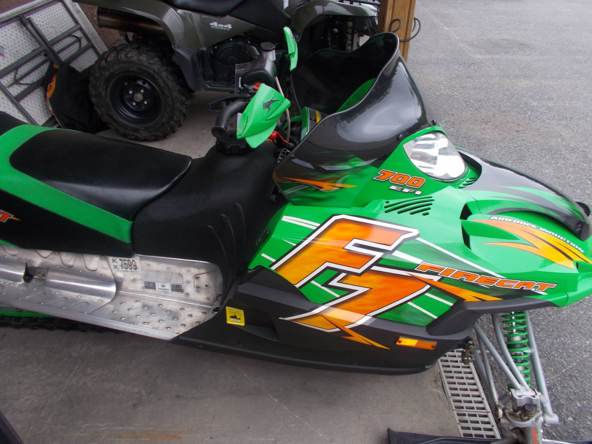 2006 Arctic Cat High Performance F7 Firecat EFI in Ebensburg, Pennsylvania