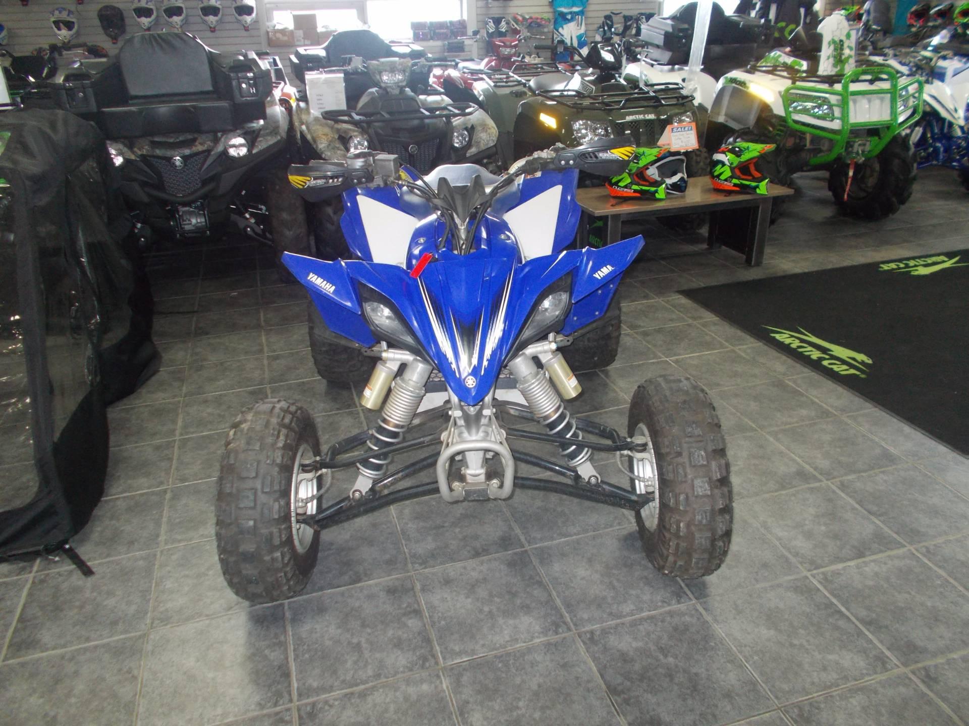 2012 Yamaha YFZ450R 2