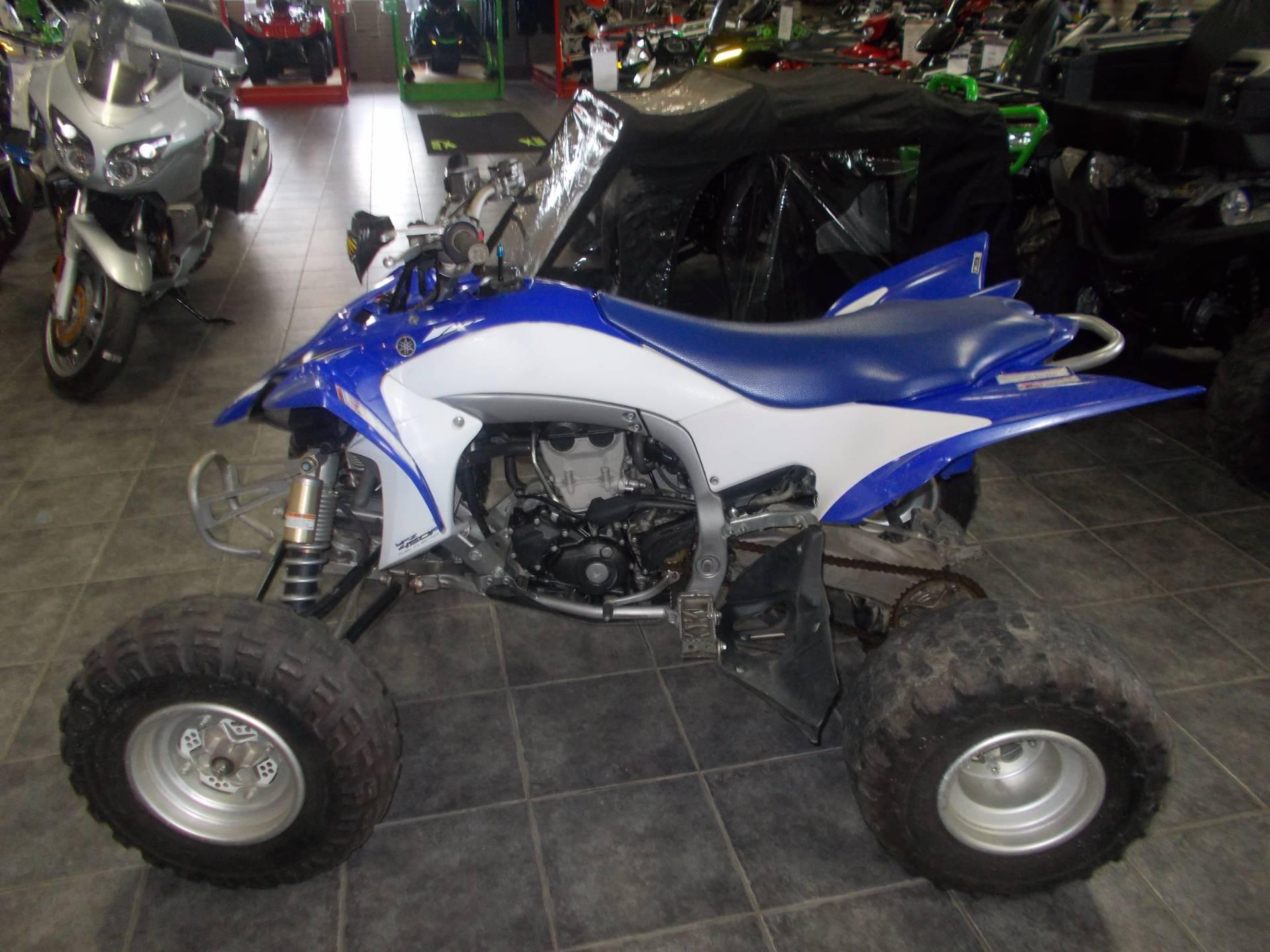 2012 Yamaha YFZ450R 3