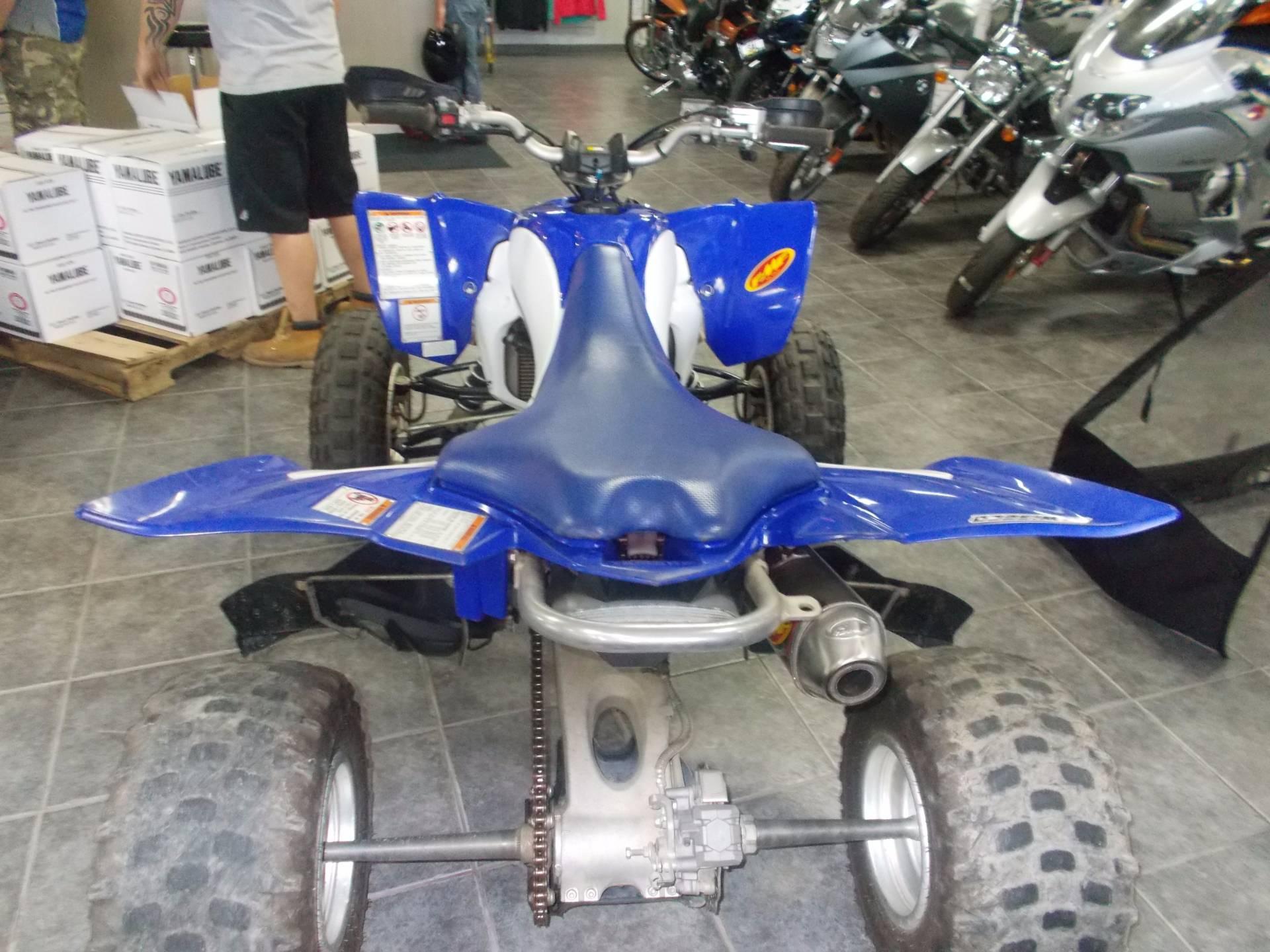 2012 Yamaha YFZ450R 4