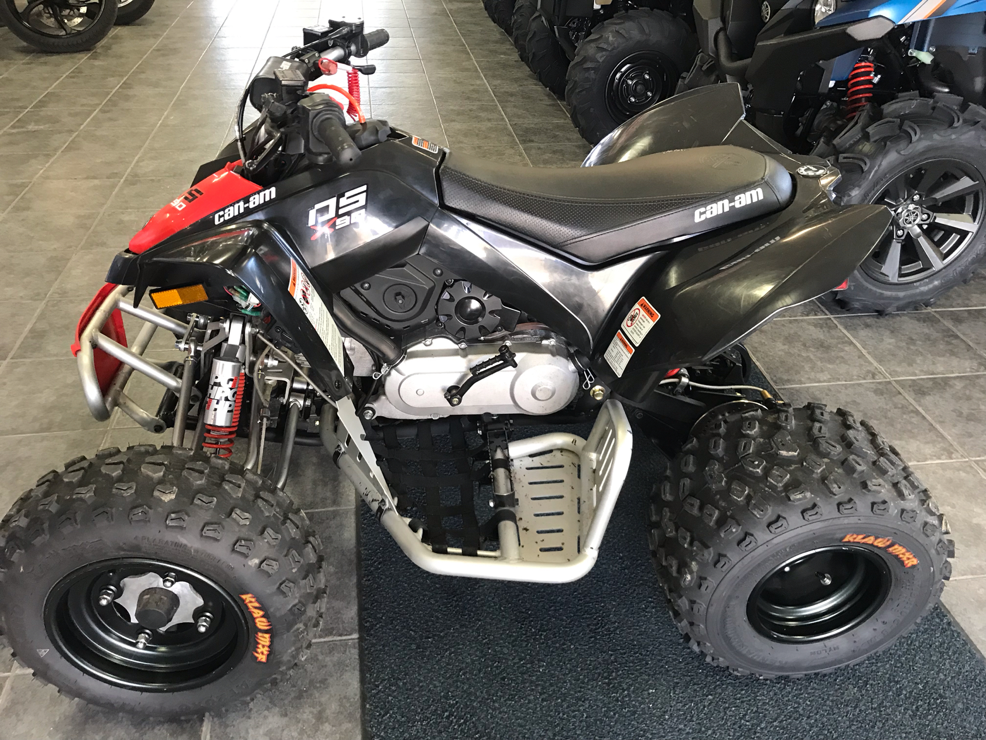 2018 Can-Am DS 90 X in Ebensburg, Pennsylvania - Photo 1