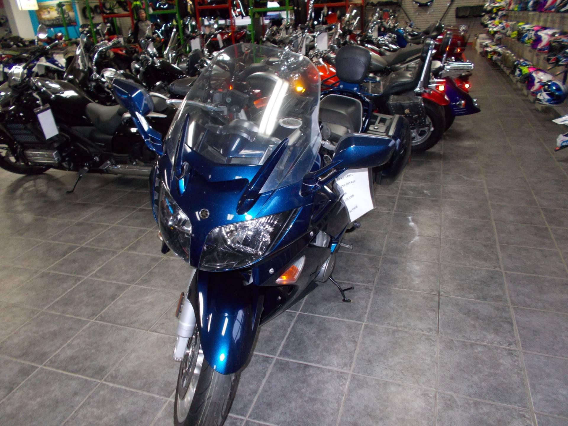 2006 Yamaha FJR 1300A 4