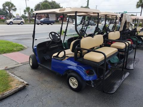 2015 E-Z-Go 4 Passenger TXT 48V in Fort Pierce, Florida