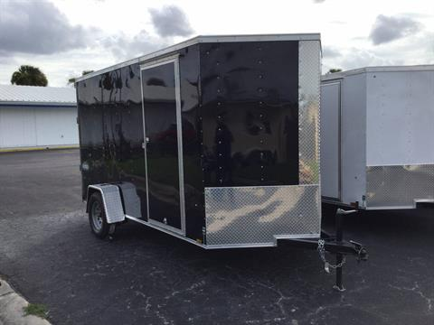 2020 Cargo Express XLW6X12SI2 Extra Tall in Fort Pierce, Florida