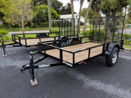 2019 Triple Crown 5X10 Utility in Fort Pierce, Florida