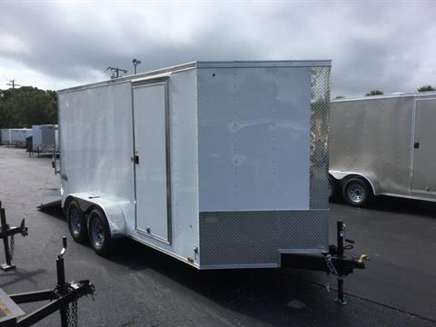 2018 Cargo Express XLW7X12TE2 in Fort Pierce, Florida