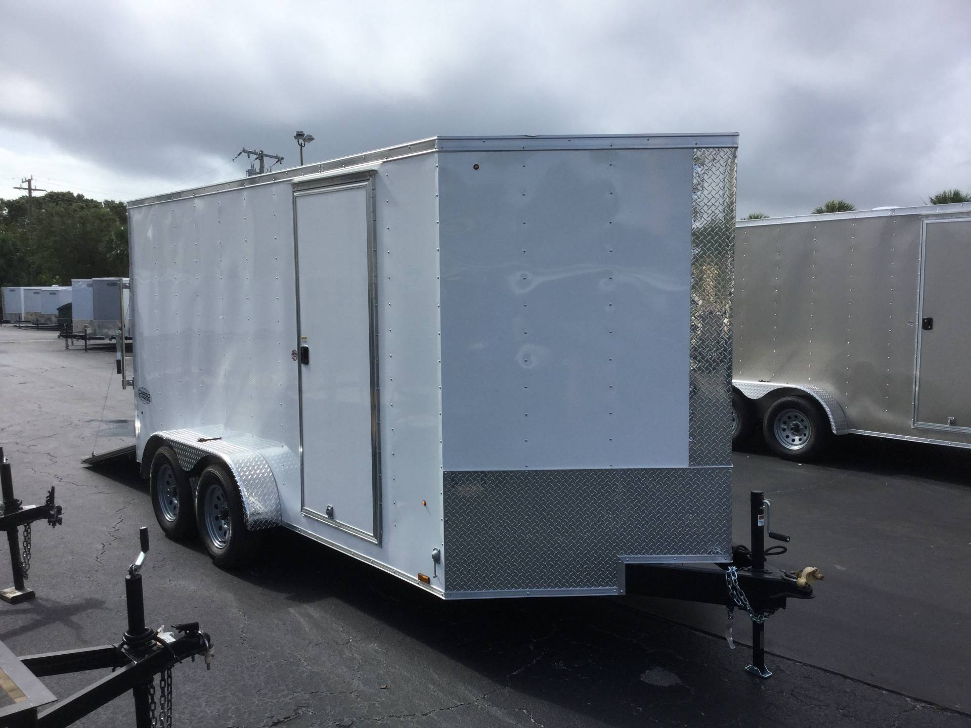 2020 Cargo Express XLW7X14TE2 Extra Tall in Fort Pierce, Florida