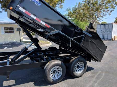 2019 Hawke 6X12 Heavy Duty Lo-Profile in Fort Pierce, Florida - Photo 10