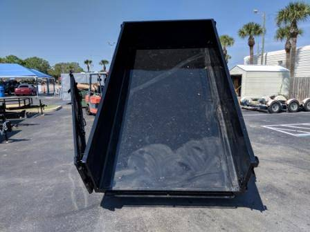 2019 Hawke 6X12 Heavy Duty Lo-Profile in Fort Pierce, Florida - Photo 12