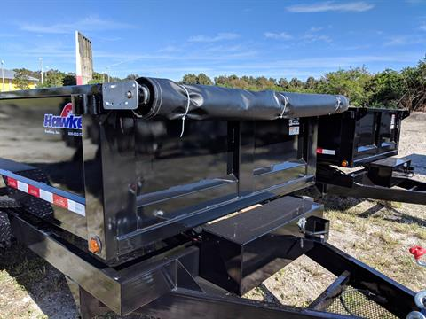 2019 Hawke 6X12 Heavy Duty Lo-Profile in Fort Pierce, Florida - Photo 13