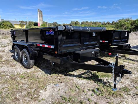 2019 Hawke 6X12 Heavy Duty Lo-Profile in Fort Pierce, Florida - Photo 14
