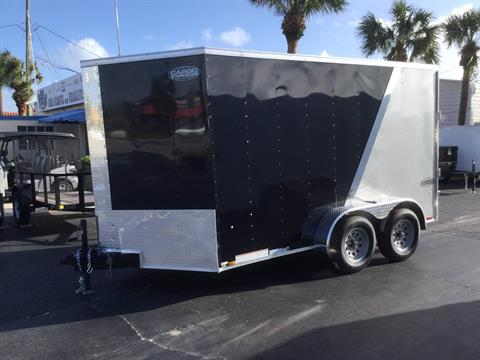 2019 Cargo Express XLW7X12TE2 Motorcycle in Fort Pierce, Florida