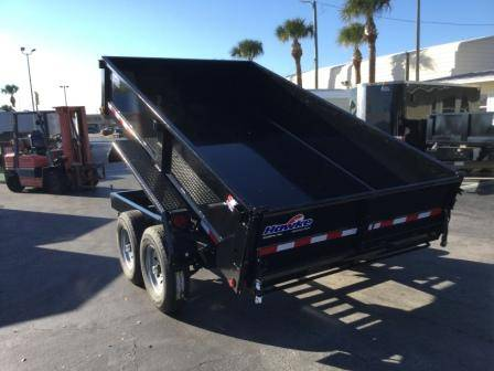 2018 Hawke 7X12 Heavy Duty Lo-Pro in Fort Pierce, Florida