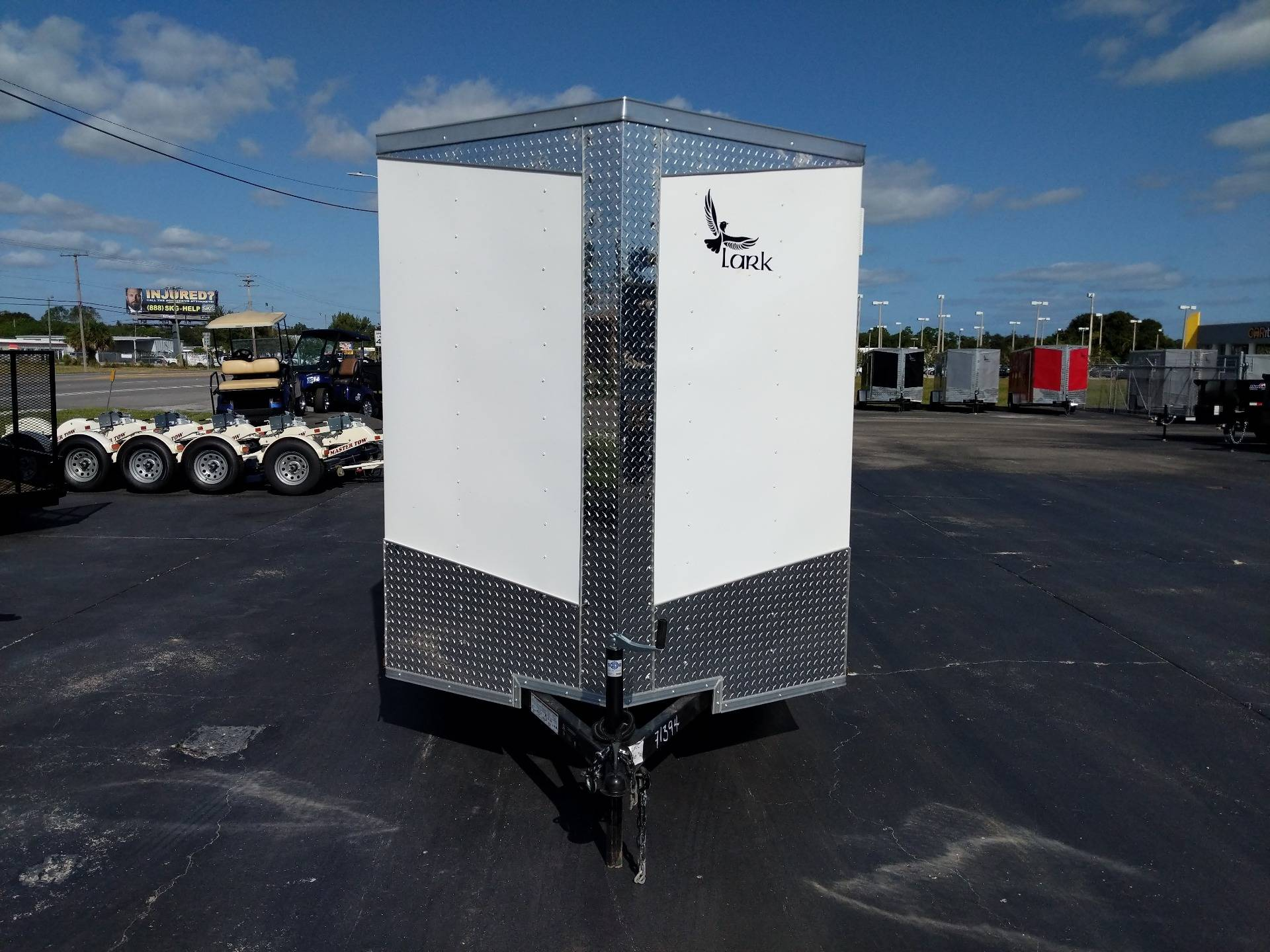 2020 Lark VT6X12SA EXTRA TALL in Fort Pierce, Florida - Photo 2