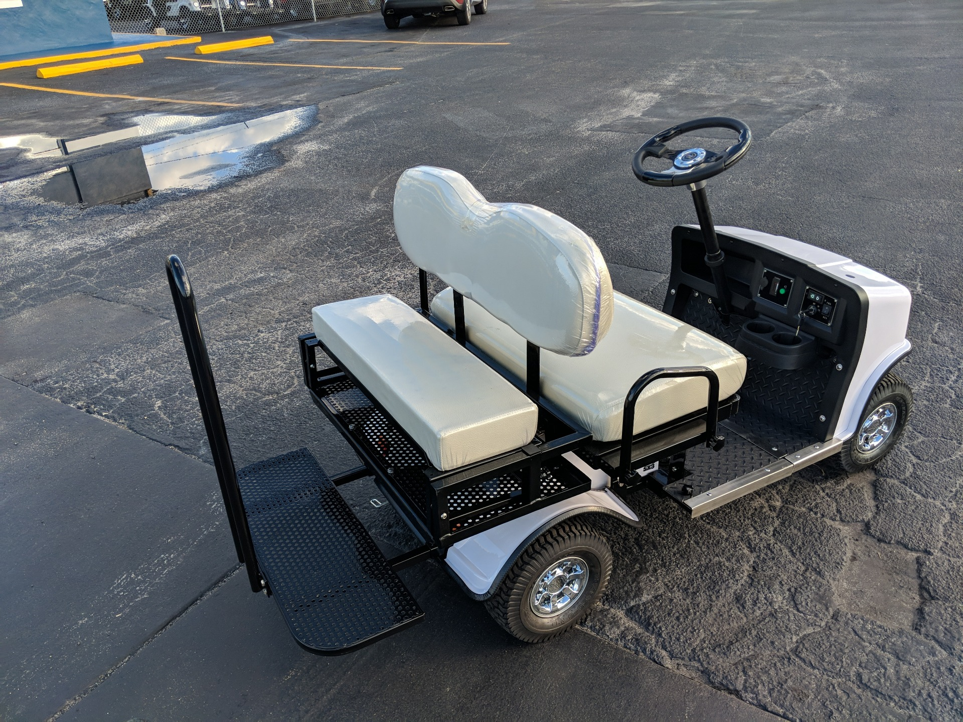 2018 Cricket Mini-Cart SX-3 in Fort Pierce, Florida - Photo 2
