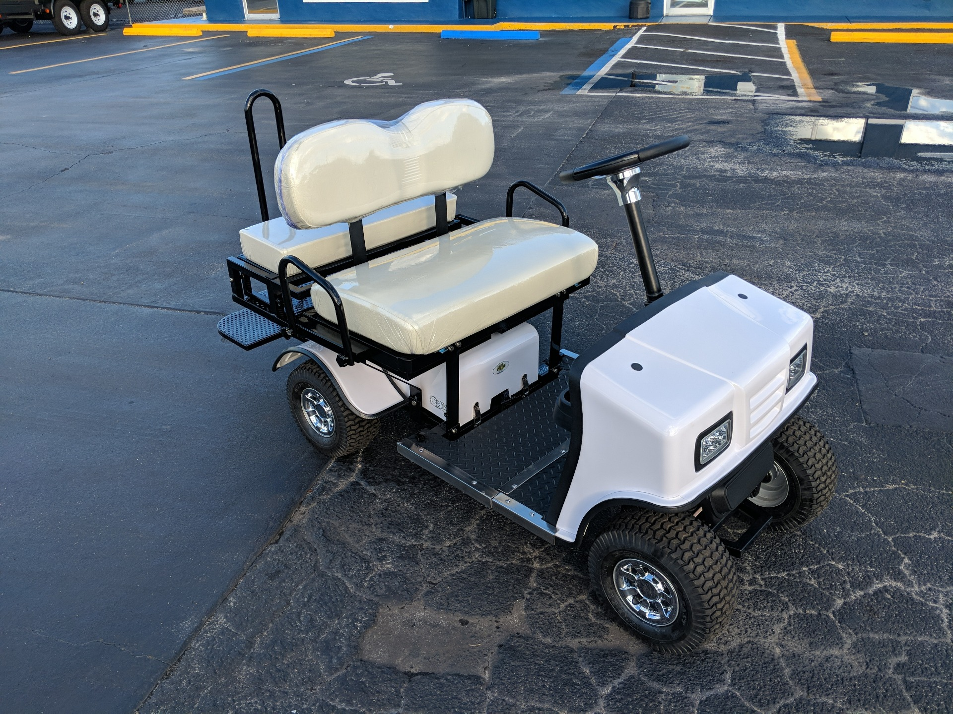2018 Cricket Mini-Cart SX-3 in Fort Pierce, Florida - Photo 1