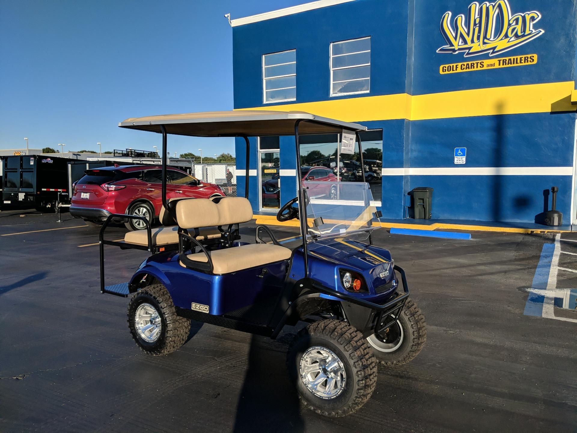 2019 E-Z-GO Express S4 Gas Golf Carts Fort Pierce Florida
