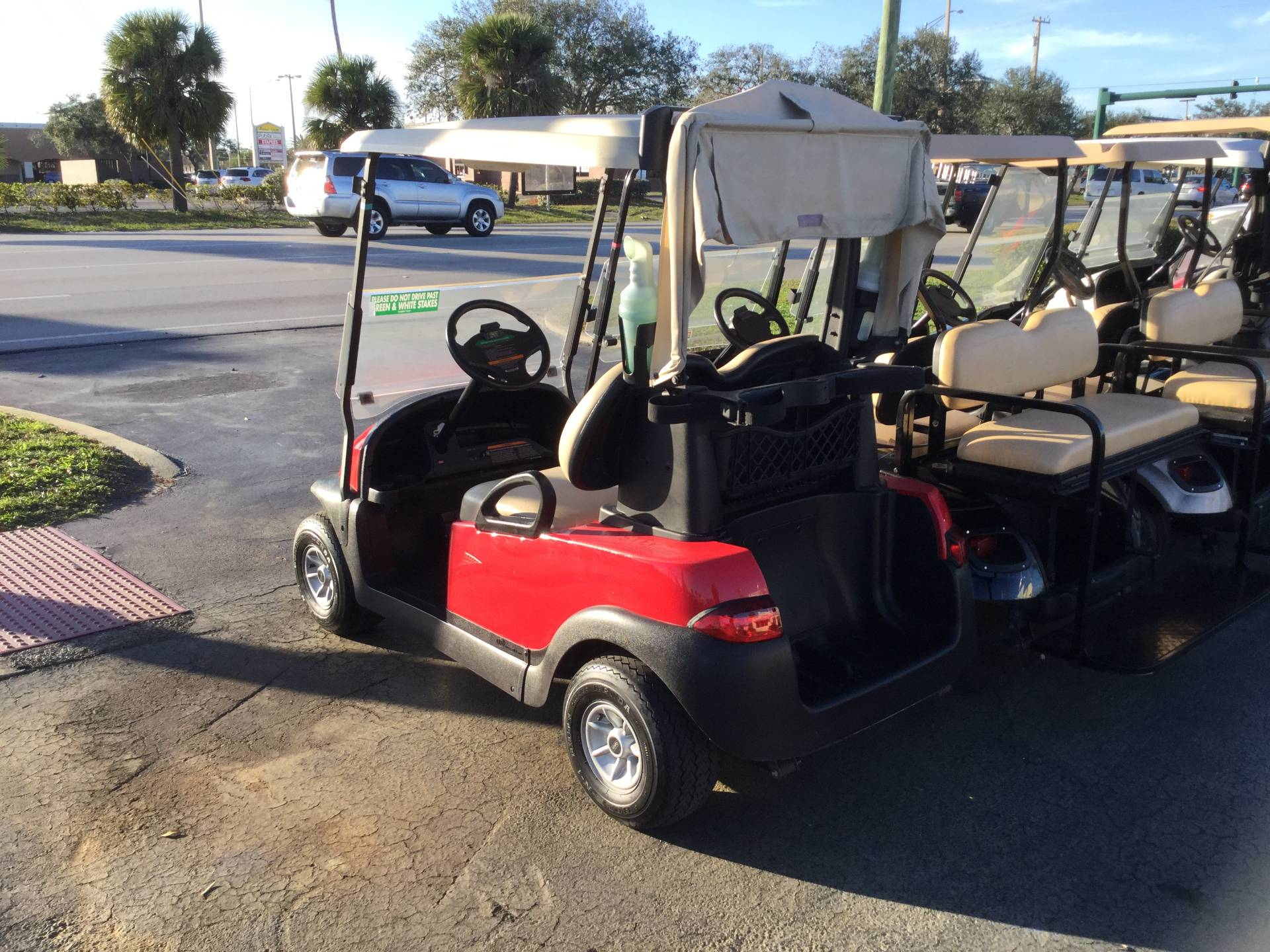 2015 Club Car Precedent in Fort Pierce, Florida
