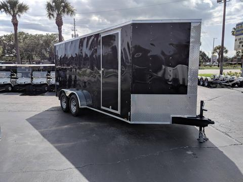 2019 Cargo Express XLW7X16TE2 Extra Tall in Fort Pierce, Florida