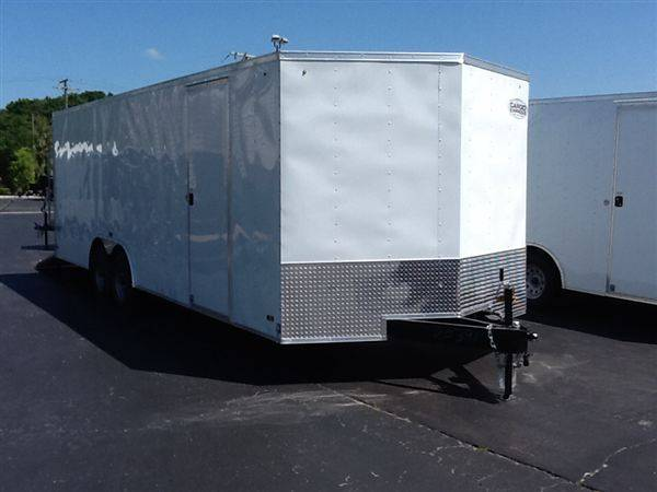 2020 Cargo Express XLW85X24TE3 Car Hauler in Fort Pierce, Florida