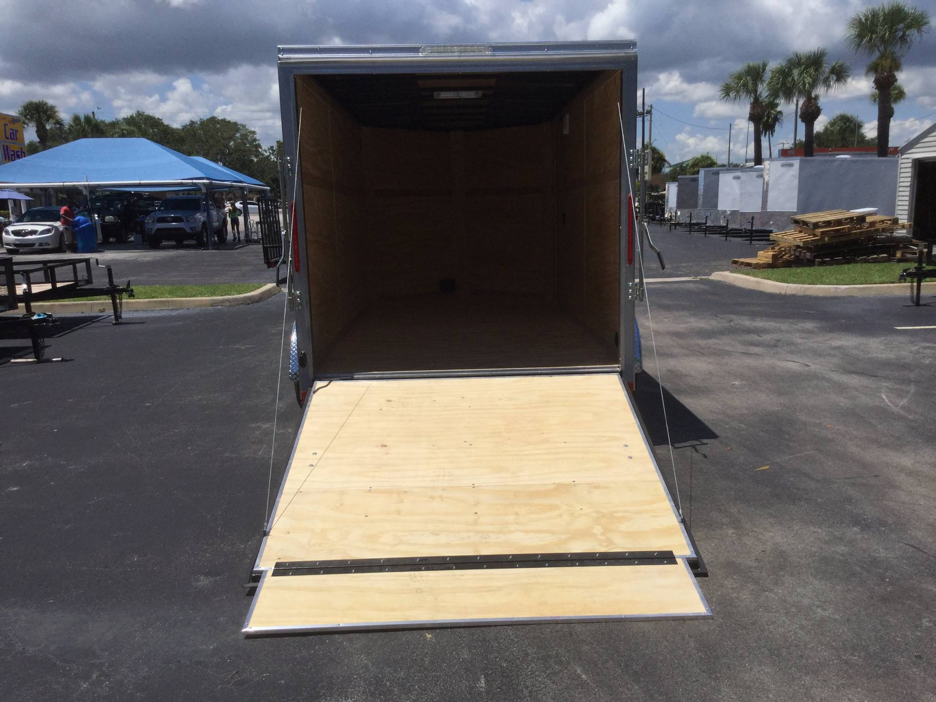 2019 Cargo Express XLW7X14TE2 Extra Tall in Fort Pierce, Florida