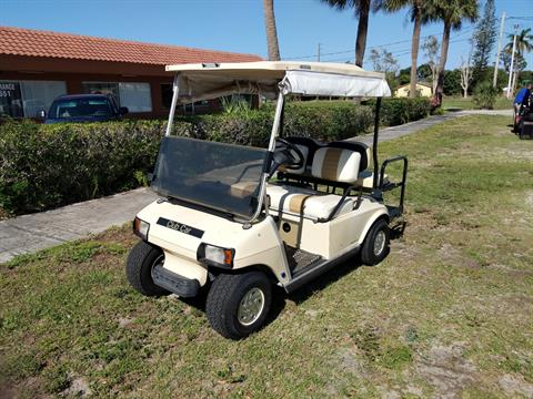 2002 Club Car 4 Passenger DS in Fort Pierce, Florida
