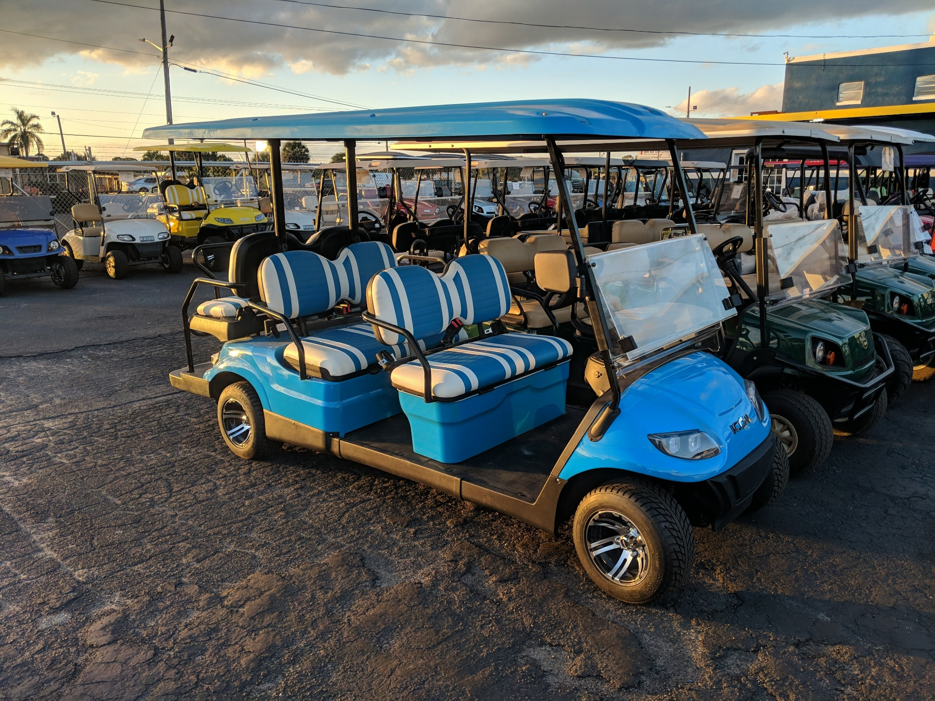 2019 ICon I60 Six Passenger in Fort Pierce, Florida