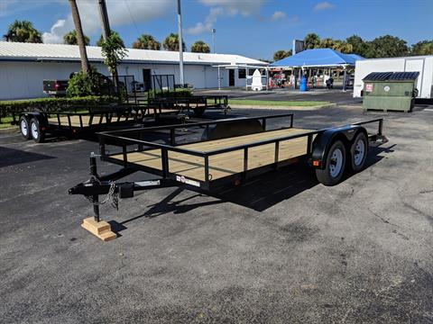 2018 Triple Crown 6X16 w/Brakes and Ramps in Fort Pierce, Florida
