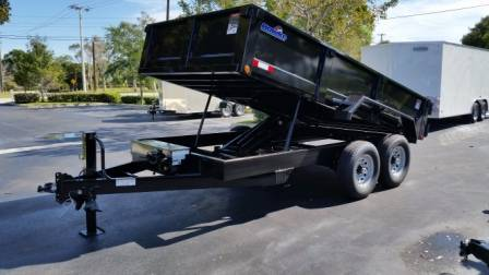 2018 Hawke 7X14 Heavy Duty Lo-Profile in Fort Pierce, Florida
