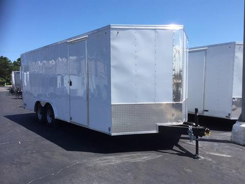 2018 Cargo Express XLW85X20TE3 Car Hauler in Fort Pierce, Florida