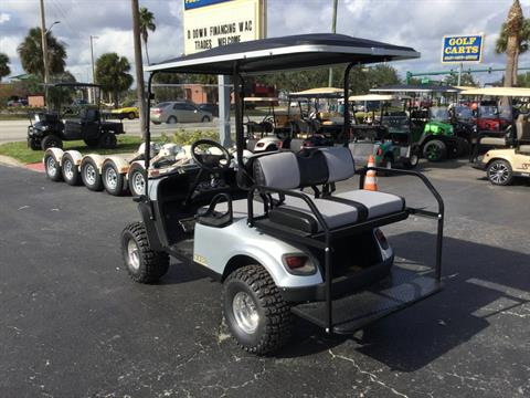 2018 E-Z-Go Express S4 Gas Powered in Fort Pierce, Florida