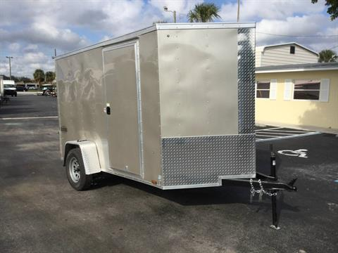 2018 Cargo Express XLW6X10SI2 in Fort Pierce, Florida
