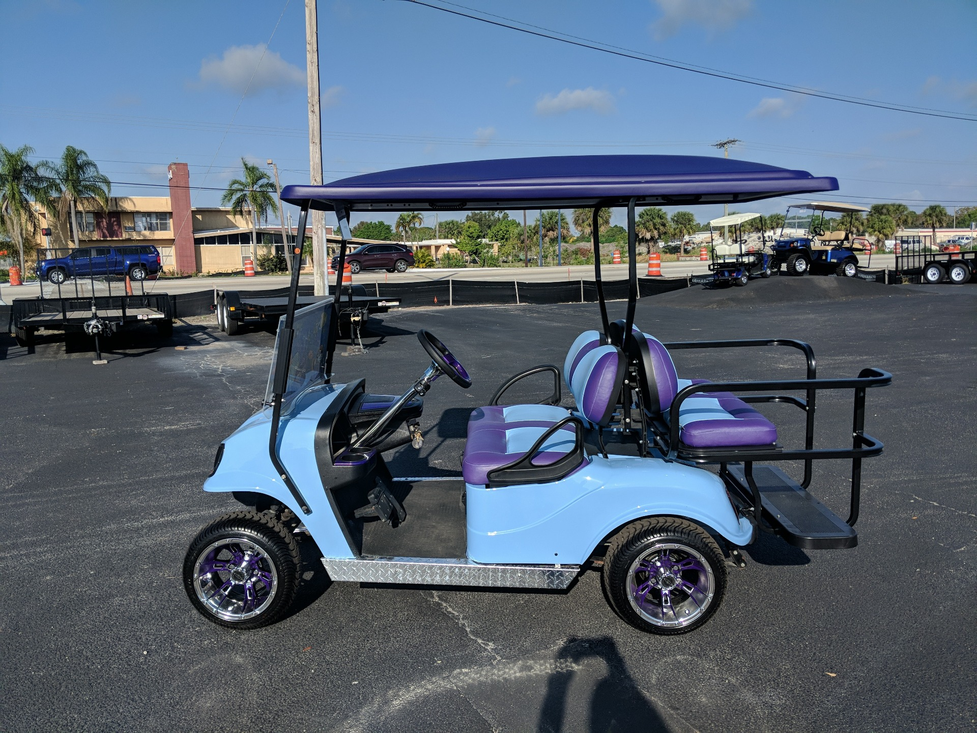 2016 E-Z-GO Custom TXT 48V in Fort Pierce, Florida - Photo 6