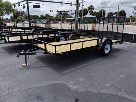2019 Triple Crown 6X14 Utility in Fort Pierce, Florida