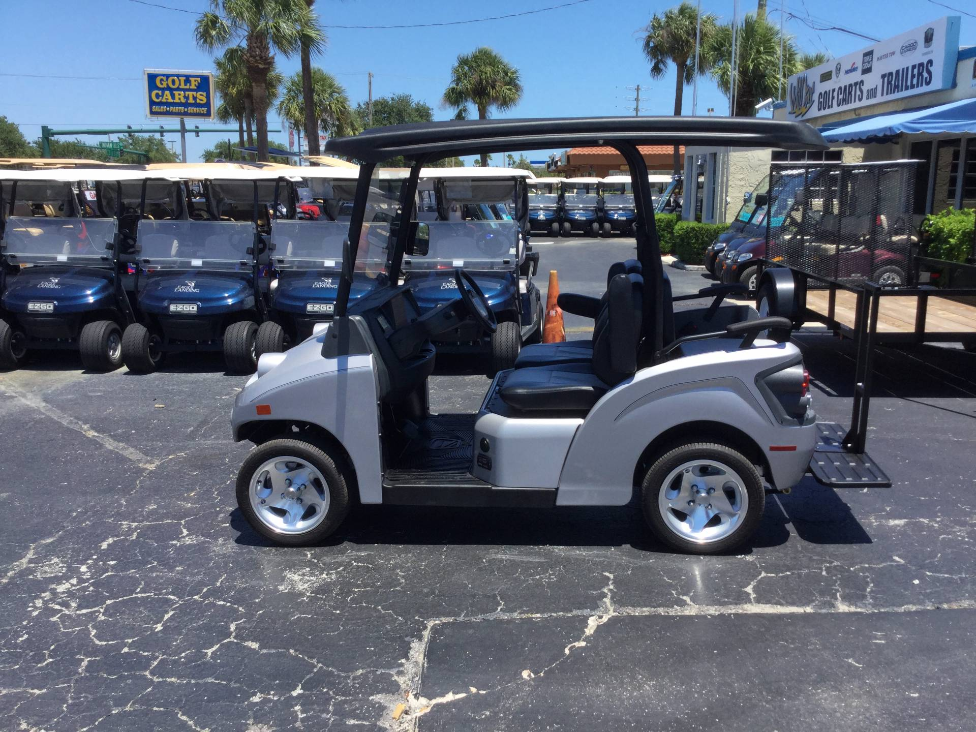 used golf cart prices guide