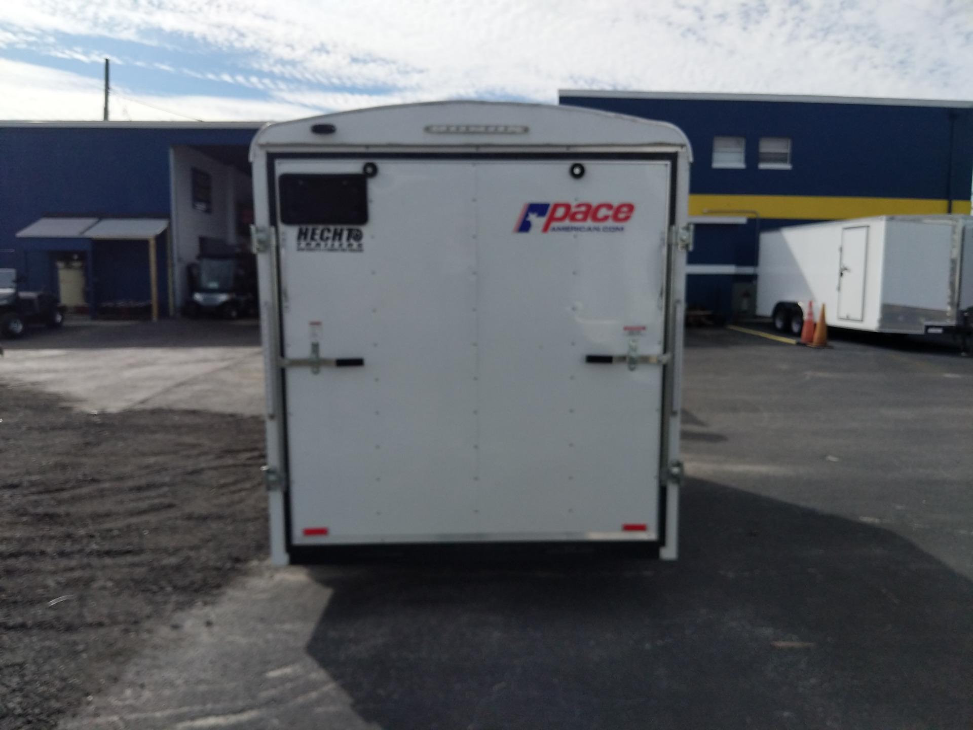 2019 Pace American 6X12 in Fort Pierce, Florida - Photo 2