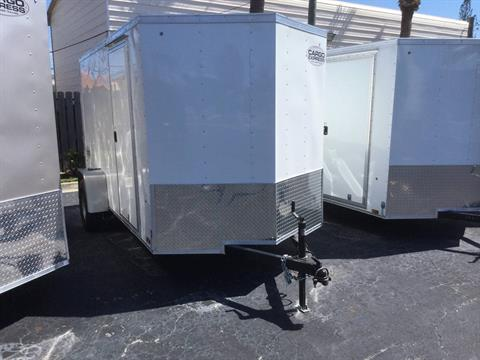 2018 Cargo Express E6X12SI2 in Fort Pierce, Florida