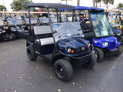 2017 Cushman Hauler 800X Gas Powered in Fort Pierce, Florida