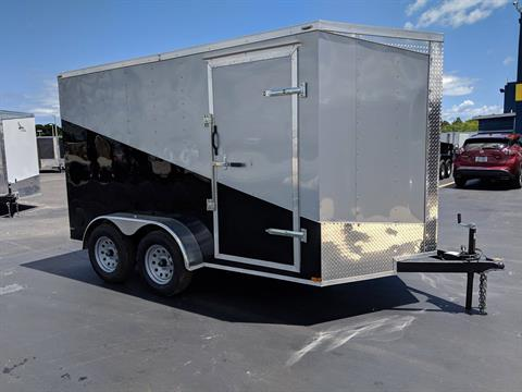 2019 Lark VT7X12TA Motorcycle Extra Tall in Fort Pierce, Florida