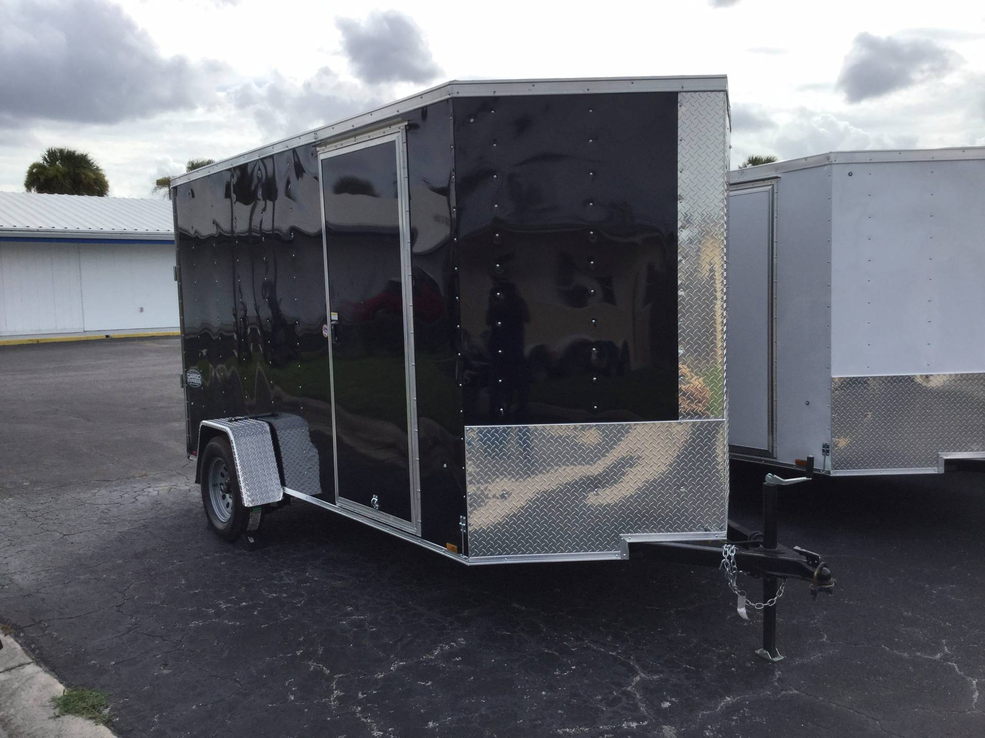 2020 Cargo Express XLW6X12SI2 Extra Tall in Fort Pierce, Florida - Photo 1