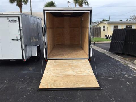 2020 Cargo Express XLW6X12SI2 Extra Tall in Fort Pierce, Florida - Photo 2