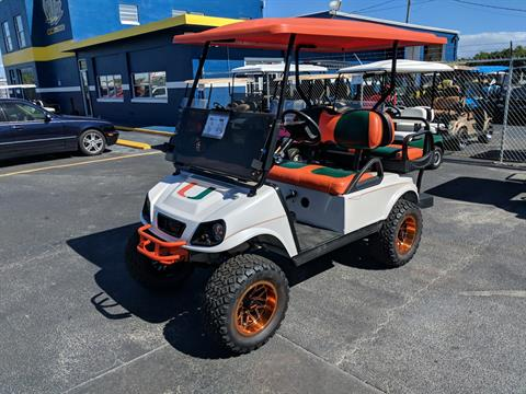 1995 Club Car Hurricanes Build in Fort Pierce, Florida